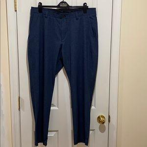 40x30 Navy Blue Golf Pants